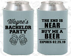 Bachelor Party Coozies Coozie Favors (40014) Buy Me A Beer, The End Is Near