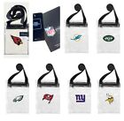 "Clearly Stadium Approved 6"" X 8"" Clear Zip Tote Bag Crossbody Pouch on eBay"