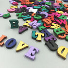 DIY Wooden Craft Alphabet Scrapbooking Embellishments Letters Card Making 100Pcs
