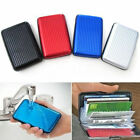 Aluminum Credit Card Package Anti-magnetic Card Box Bank Card Holder 6975