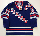 MARK MESSIER NEW YORK RANGERS 1994 CUP CCM ORIGINAL REPLICA JERSEY NEW WITH TAGS