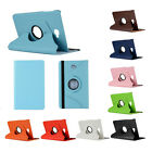 Folding Leather Smart Folid Stand Case Cover Holder For Samsung Galaxy Tab A