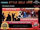 97 NEW SUPER STYLES Swing Jazz & Country BallRoom Technics KN7000 NEW EDITION