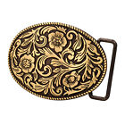 Buckle Rage Cowgirl Girly Flowers Western Ornate Belt Buckle Southern