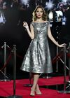 Stunning Veromia Silver Grey Occasion Wear Dress size 12