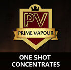 Prime Vapour Flavour Concentrates-One Shots