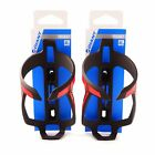 GIANT Proway Water Bottle Cage - Black & Neon Red 31g