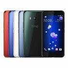 "Htc U11 Dual (factory Unlocked) 128gb 5.5"" Qhd 6gb Ram - Black Silver Blue Red"