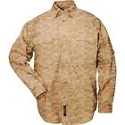 5.11 Tactical 72157 Long Sleeve Shirt, Camo