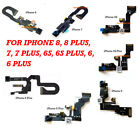 front facing camera - Front Facing Camera Module Proximity Sensor Flex Cable For iPhone 7 6S 6 Plus