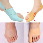 Single one big Toe Overlapping Orthopedic Toe Separator Foot Care Insoles Gifts