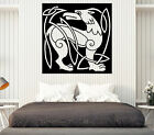 Vinyl Decal Wall Sticker Abstract Animal Dog Celtic Style Mural Art (n777)