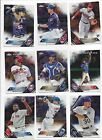 2016 TOPPS CHROME - STARS ROOKIE RC'S - WHO DO YOU NEED!!!