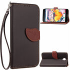 For OnePlus 5/3T Luxury Wallet Card Pocket Slim Case Stand Flip PU Leather Cover