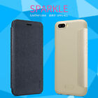 Genuine Nillkin PU Leather Flip Slim Thin lightweight Cover Case For OPPO R11