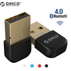 Mini USB 4.0 Bluetooth Adapters Wireless Dongle F Stereo Music Sound Receiver PC