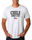 Chile Soccer Team  t-shirt Adults Men's shirt Jersey 100 % cotton Any Sports image