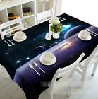 3D Planet Star Tablecloth Table Cover Cloth Birthday Party Event AJ WALLPAPER US