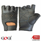 New Finger Less Gloves Unisex Used For Cycling Weight Lifting Gym Sports Outdoor
