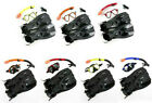 X-Dive Silicone Mask DRY TOP Snorkel F70 Fins 3pc Diving Scuba Set Two Bare Feet