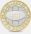 Various British £2 Two Pound Coins - Select From List - Coin Hunt 1997 - 2016
