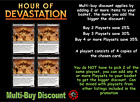 MTG Hour of Devastation HOU Choose your uncommon playset ( x 4 cards) - In stock