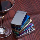 USB Rechargeable Flameless Electric ARC Pulse Cigarette Cigar Lighter Windproof