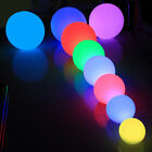16 Color Rechargetable Led Glowing Ball Led Furniture Led Illuminated Ball