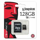 Card Memory Kingston 128GB Micro SD Type 10 Phone for Oukitel Model
