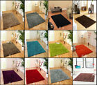 SMALL EXTRA LARGE THICK STRAND SPAGHETTI SHINY SPARKLE SHAGGY TRENDY MODERN RUG