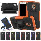 For Alcatel One Touch U5 5044D Shockproof Kickstand Hybrid Armor Case Cover New