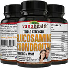 Glucosamine Chondroitin, Turmeric + MSM for Joint Pain Relief & Rebuild NON-GMO on eBay