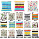 Indoor/Outdoor Garden Dining Home Kitchen Office Chair Cushion Pad with Ties
