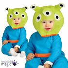 Baby Toddler Girls Boys Alien Halloween Book Week Toy Fancy Dress Story Costume