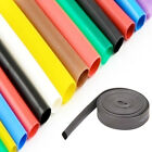 HEAT SHRINK 2:1 HEATSHRINK TUBING ELECTRICAL SLEEVING CABLE/WIRE TUBE ALL COLOUR