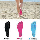2017 NAKEFIT Autocollant Chaussures Stick sur Soles Sticky Pads for Feet