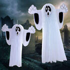 Halloween Paper Hanging Ghost Door Hanger Foldable Party Props Decoration
