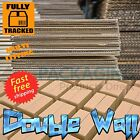 """STRONG CARDBOARD POSTAL REMOVAL BOXES 14x14x14"""" DW"""