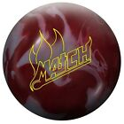 NEW Storm Match Solid Reactive Bowling Ball, Red/Gray, 10 LB