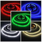 LED Light Strip 600 SMD 3528 16.4Ft Roll 5M 12V 4A 48W Rope Light Adhesive Back