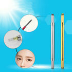 EYEBROW TATTOO PEN MANUAL PERMANENT MAKEUP DOUBLE-END MICROBLADING PEN TOOL ACTU
