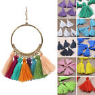 10pcs Fashion Small Cotton Thread Tassel Pendant Tassels Handmade Jewelry 30mm