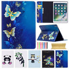 "Magnetic Pu Leather Card Wallet Stand Case Cover For Ipad Pro 10.5""/air 2/mini 4"