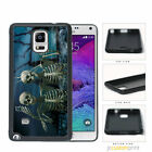 Skeleton Selfie - Galaxy Note 2 3 4 5 Case Cover