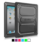 iPad Air, iPad 4/3/2,iPad Mini Shockproof Defender Bumper Hard Back Case Cover