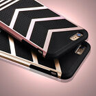 Thin Shockproof Hard Bumper Rubber Silicone Soft Cover Case for iPhone 6 6S Plus