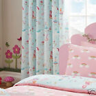 bedding & curtains to match