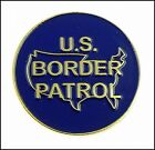 U.S. Border Patrol Mini Patch and Logo Lapel Pins