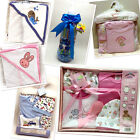 Baby Gift Sets and Towel Sets Boys Girls