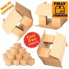 Large Cardboard Packaging Boxes Cartons 18 x 12 x 7""